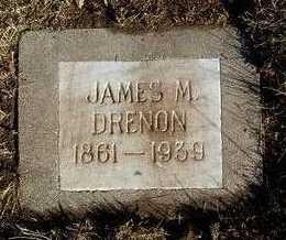 DRENON, JOHN M. - Yavapai County, Arizona | JOHN M. DRENON - Arizona Gravestone Photos