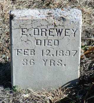 DREWERY, EDWARD L. - Yavapai County, Arizona | EDWARD L. DREWERY - Arizona Gravestone Photos