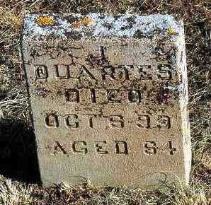 DUARTES, JUAN - Yavapai County, Arizona   JUAN DUARTES - Arizona Gravestone Photos