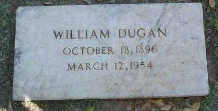 DUGAN, WILLIAM - Yavapai County, Arizona | WILLIAM DUGAN - Arizona Gravestone Photos