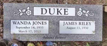 DUKE, JAMES RILEY - Yavapai County, Arizona | JAMES RILEY DUKE - Arizona Gravestone Photos