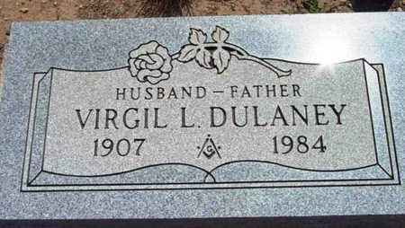 DULANEY, VIRGIL L. - Yavapai County, Arizona | VIRGIL L. DULANEY - Arizona Gravestone Photos