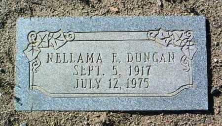 DUNCAN, NELLAMA ELAINE - Yavapai County, Arizona   NELLAMA ELAINE DUNCAN - Arizona Gravestone Photos