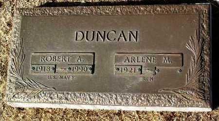 DUNCAN, ARLENE M. - Yavapai County, Arizona | ARLENE M. DUNCAN - Arizona Gravestone Photos