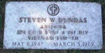 DUNDAS, STEVEN W. - Yavapai County, Arizona | STEVEN W. DUNDAS - Arizona Gravestone Photos