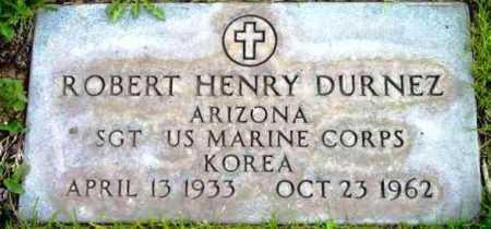 DURNEZ, ROBERT HENRY - Yavapai County, Arizona | ROBERT HENRY DURNEZ - Arizona Gravestone Photos