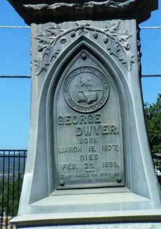 DWYER, GEORGE - Yavapai County, Arizona | GEORGE DWYER - Arizona Gravestone Photos