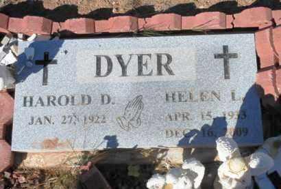 DYER, HELEN LORINE - Yavapai County, Arizona | HELEN LORINE DYER - Arizona Gravestone Photos