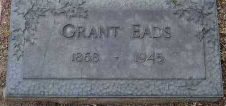 EADS, GRANT - Yavapai County, Arizona   GRANT EADS - Arizona Gravestone Photos