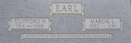 EARL, CLIFFORD HENRY - Yavapai County, Arizona | CLIFFORD HENRY EARL - Arizona Gravestone Photos