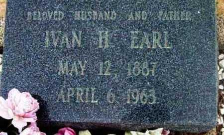 EARL, IVAN HENRY - Yavapai County, Arizona | IVAN HENRY EARL - Arizona Gravestone Photos