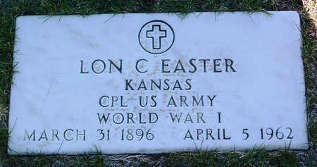EASTER, LON C. - Yavapai County, Arizona | LON C. EASTER - Arizona Gravestone Photos