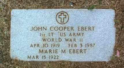 EBERT, MARIE M. - Yavapai County, Arizona | MARIE M. EBERT - Arizona Gravestone Photos