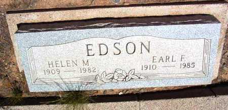 EDSON, HELEN MARION - Yavapai County, Arizona | HELEN MARION EDSON - Arizona Gravestone Photos