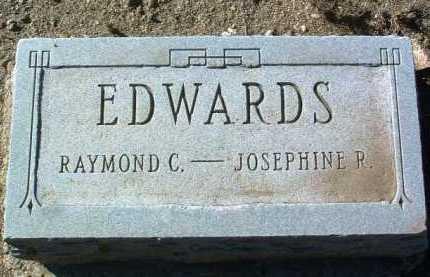 BOWLING EDWARDS, J. - Yavapai County, Arizona | J. BOWLING EDWARDS - Arizona Gravestone Photos