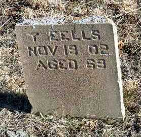 EELLS, THOMAS STARKEY - Yavapai County, Arizona | THOMAS STARKEY EELLS - Arizona Gravestone Photos