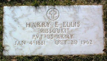 ELLIS, HARRY E. - Yavapai County, Arizona | HARRY E. ELLIS - Arizona Gravestone Photos