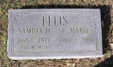 BOWEN ELLIS, ELIZA MARIE - Yavapai County, Arizona   ELIZA MARIE BOWEN ELLIS - Arizona Gravestone Photos