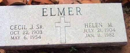 ELMER, HELEN M. - Yavapai County, Arizona | HELEN M. ELMER - Arizona Gravestone Photos