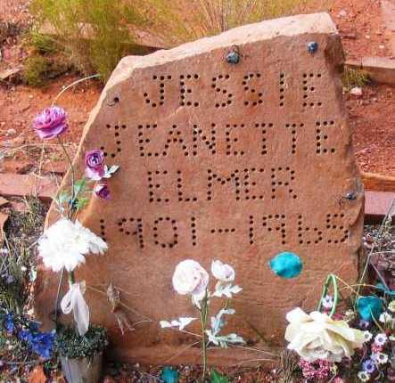 ELMER, JESSIE JEANETTE - Yavapai County, Arizona | JESSIE JEANETTE ELMER - Arizona Gravestone Photos
