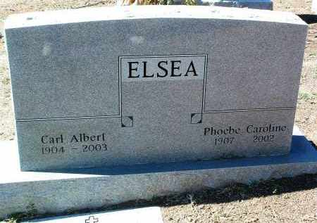 ALLEN ELSEA, PHOEBE C. - Yavapai County, Arizona | PHOEBE C. ALLEN ELSEA - Arizona Gravestone Photos