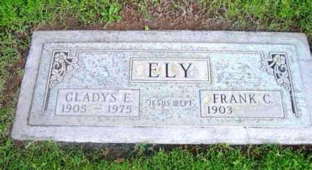 ELY, GLADYS E. - Yavapai County, Arizona | GLADYS E. ELY - Arizona Gravestone Photos