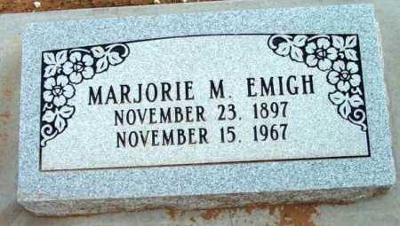 ABBOTT EMIGH, MARJORIE - Yavapai County, Arizona   MARJORIE ABBOTT EMIGH - Arizona Gravestone Photos