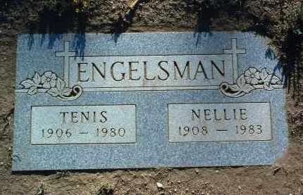 KATZ ENGELSMAN, NELLIE - Yavapai County, Arizona   NELLIE KATZ ENGELSMAN - Arizona Gravestone Photos
