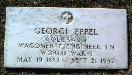 EPPEL, GEORGE - Yavapai County, Arizona | GEORGE EPPEL - Arizona Gravestone Photos