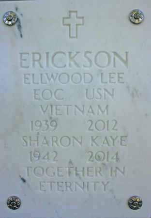 ERICKSON, SHARON KAYE - Yavapai County, Arizona   SHARON KAYE ERICKSON - Arizona Gravestone Photos