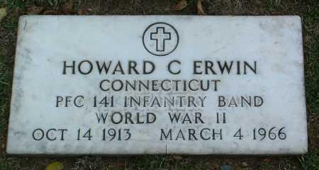 ERWIN, HOWARD C. - Yavapai County, Arizona   HOWARD C. ERWIN - Arizona Gravestone Photos