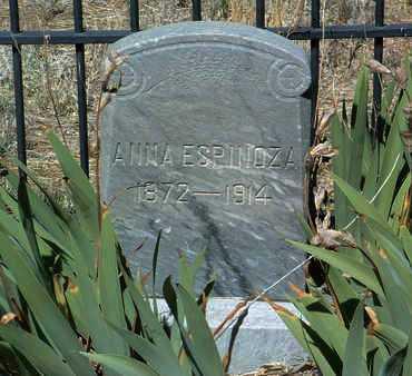 ESPINOZA, ANNA JOAQUINA - Yavapai County, Arizona | ANNA JOAQUINA ESPINOZA - Arizona Gravestone Photos