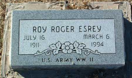 ESREY, ROY ROGER - Yavapai County, Arizona | ROY ROGER ESREY - Arizona Gravestone Photos