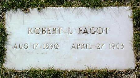 FAGOT, ROBERT EDWARD LEE, JR. - Yavapai County, Arizona   ROBERT EDWARD LEE, JR. FAGOT - Arizona Gravestone Photos
