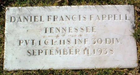 FARRELL, DANIEL FRANCIS - Yavapai County, Arizona   DANIEL FRANCIS FARRELL - Arizona Gravestone Photos