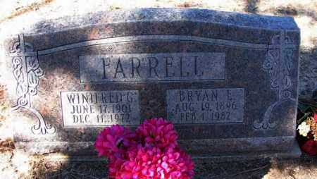 FARRELL, WINIFRED GRACE - Yavapai County, Arizona | WINIFRED GRACE FARRELL - Arizona Gravestone Photos