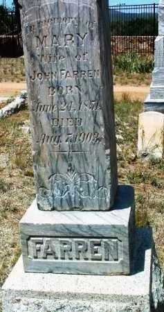 LONG, MARY E. - Yavapai County, Arizona | MARY E. LONG - Arizona Gravestone Photos