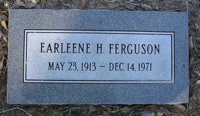 FERGUSON, EARLEENE H. - Yavapai County, Arizona | EARLEENE H. FERGUSON - Arizona Gravestone Photos