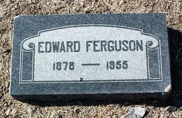 FERGUSON, EDWARD - Yavapai County, Arizona | EDWARD FERGUSON - Arizona Gravestone Photos