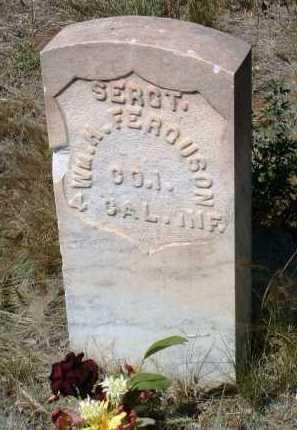 FERGUSON, WILLIAM HENRY - Yavapai County, Arizona | WILLIAM HENRY FERGUSON - Arizona Gravestone Photos