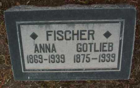 FISCHER, GOTLIEB - Yavapai County, Arizona | GOTLIEB FISCHER - Arizona Gravestone Photos