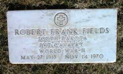 FIELDS, ROBERT FRANK - Yavapai County, Arizona | ROBERT FRANK FIELDS - Arizona Gravestone Photos