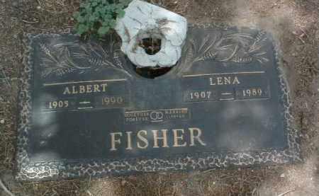 FISHER, ALBERT H. - Yavapai County, Arizona | ALBERT H. FISHER - Arizona Gravestone Photos