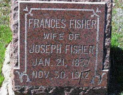 FISHER, FRANCES - Yavapai County, Arizona | FRANCES FISHER - Arizona Gravestone Photos