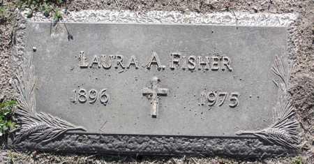 FISHER, LAURA A. - Yavapai County, Arizona | LAURA A. FISHER - Arizona Gravestone Photos