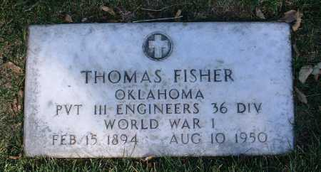 FISHER, THOMAS - Yavapai County, Arizona | THOMAS FISHER - Arizona Gravestone Photos