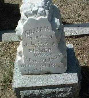 FISHER, WILLIAM - Yavapai County, Arizona | WILLIAM FISHER - Arizona Gravestone Photos