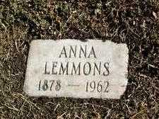 FITCH LEMMONS, ANNA C. - Yavapai County, Arizona | ANNA C. FITCH LEMMONS - Arizona Gravestone Photos