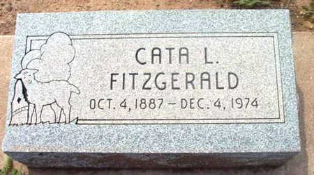 ZELLNER FITZGERALD, CATA LEE - Yavapai County, Arizona | CATA LEE ZELLNER FITZGERALD - Arizona Gravestone Photos