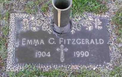 FITZGERALD, EMMA G. - Yavapai County, Arizona | EMMA G. FITZGERALD - Arizona Gravestone Photos